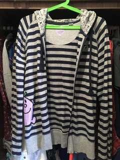 WOMEN'S SECRET | Little Miss Naughty Striped Jacket