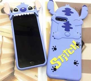 Stitch phone casing