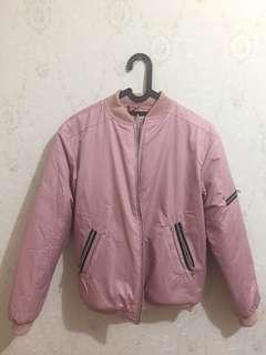 Bomber jacket myrubilicious ( look a like stradivarius )