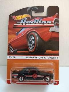 Hot Wheels Redline Hako