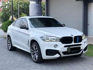 *HOT RENT !!! UNTUK SEWA !!!* OUR NEW BMW X6 2016 - MSPORT is now available