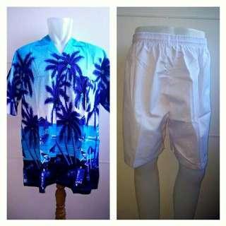 Setelan Baju Pantai