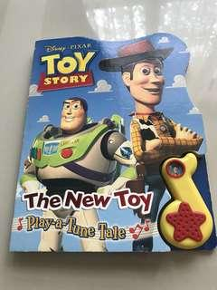 Toy story play a Tune tale
