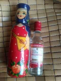 Prazdnichnaya original vodka