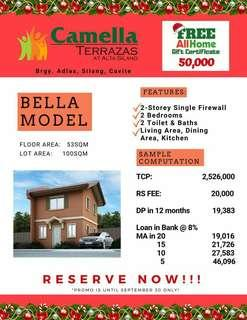 Camella Terrazas At Alta Silang Affordable House and Lot Near Tagaytay and Cavite