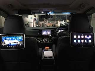 """Honda Odyssey👉2017 Installed Android Monitor 10.1"""""""