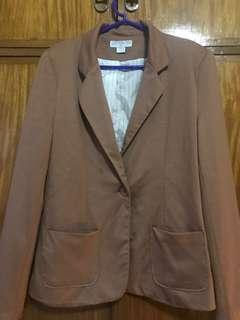 Brown Cotton On Blazer