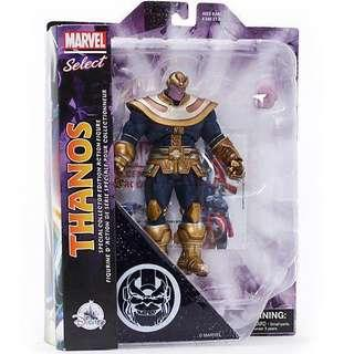 全新現貨 Thanos Marvel Select