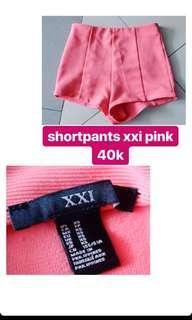 shortpants forever21