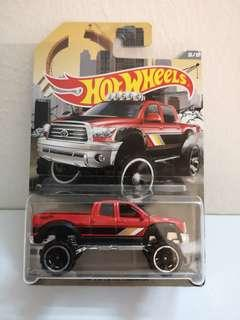 Hot Wheels Tundra