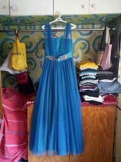 BELLA BIANCA || Long Gown
