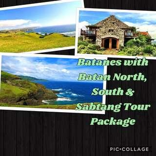 Batanes with North, South and Sabtang Tour