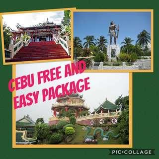 Cebu Free and Easy Package
