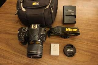 Nikon D3400 | 24mp with HD video