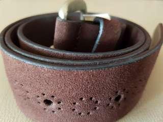 Espirit cow leather belt
