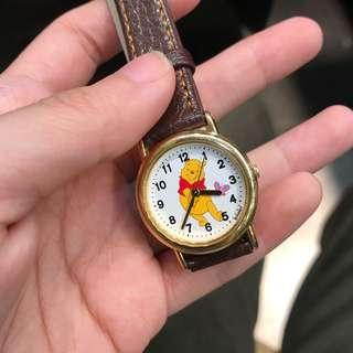 Disney 迪士尼 小熊維尼Winnie the pooh watch手表