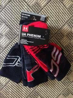 🚚 UA Under Armour 男性運動長筒襪Curry!全新正貨美國帶回球鞋4-8.5號medium三雙 size M 3 pairs