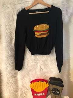 Dangerfield Burger Sweater