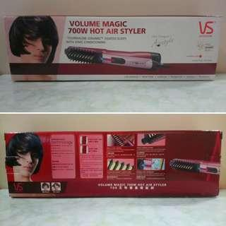 VS SASSOON - 造型吹筒/吹髮器 Volume Magic 700W Hot Air Styler