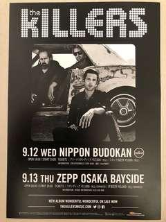 The Killers live in Japan 2018
