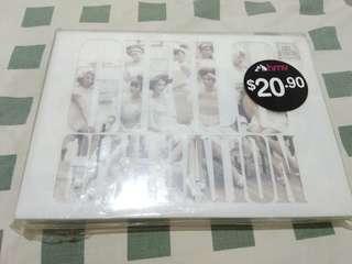SNSD Japan 1st album