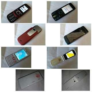 🚚 二手手機 共有16隻 請詳閱拍賣說明 Used mobile phone *16  Please read the auction description