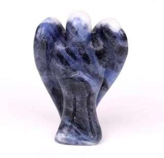 藍紋石指引天使