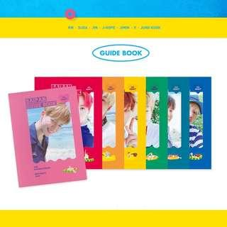 [PO] BTS Summer Package 2018 in Saipan Duplicate/Unofficial Guidebooks