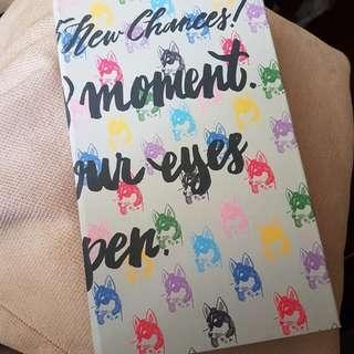日本書本形設計 內舖絲絨 眼鏡盒 首飾盒 收納 Book design Eyeglasses / Jewelry box
