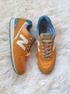 New Balance 996 Mustard Teal Limited Edition
