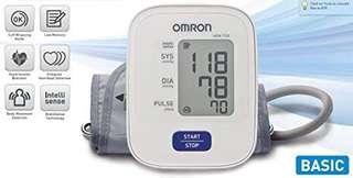 Omron Blood Pressure Monitor Automatic