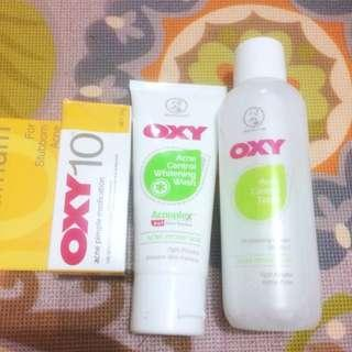 Take All Oxy
