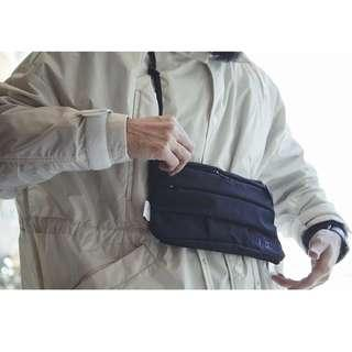 F/CE.® 630D 側背小包 Sacoche Bag CORDURA®面料 櫪木皮革