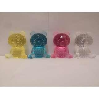 [CPCM] Acrylic Crystal - Panda Bear