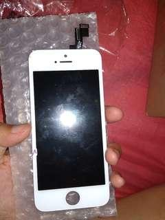 Lcd +touchscreen iphone 5s