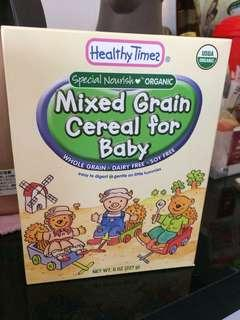 Healthy Times Mixed Grain Cereal for Baby