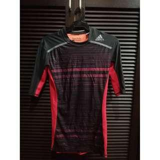 Adidas Techfit Compression Shirt Size Medium