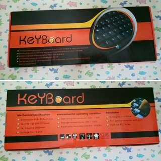 Keyboard (USB有線鍵盤)