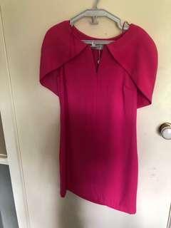 Pink seduce dress