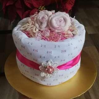 Baby gift Diapercake