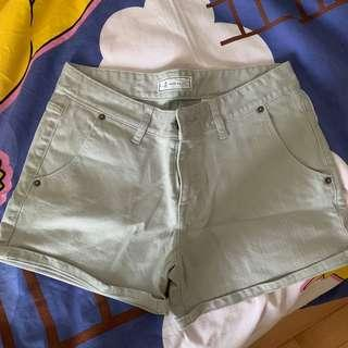 *包平郵* 日本 Rope Picnic Shorts 灰色短褲