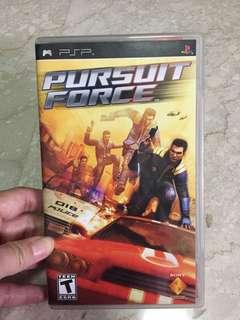 Pursuit Force (PSP)