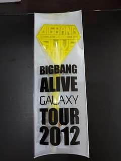 BIGBANG (빅뱅) Galaxy Alive Tour 2012 Official Lightstick