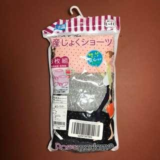 🚚 全新日本購入 生產用內褲 自然產/剖腹產 三件入 尺寸:L~LL
