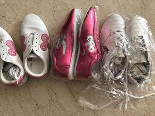 🚚 Brand new Wushu shoes size 34-35