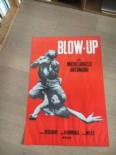 Blow-up 電影海報 100cm x 68.5cm