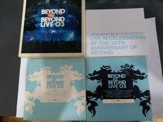 Beyond Live 03 CD