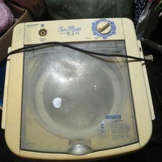 [SOLD] Sharp Spin Dryer. Tingin Na Lang Sa Pic