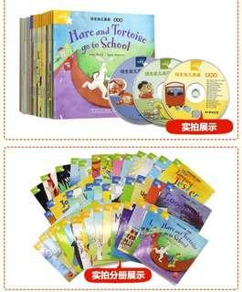 42 English storybooks for young readers
