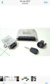 BMW E46 1.8 / 1.9 cc M43 Engine DME ECU Immobilizer